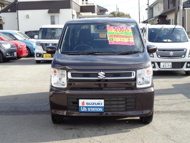 「スズキ」「ワゴンR」「コンパクトカー」「山梨県」の中古車2
