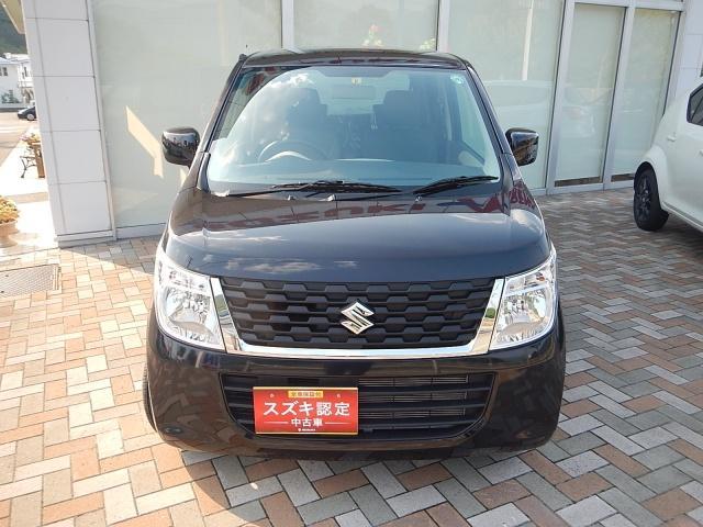 スズキ ワゴンR FX/4WD/エネチャージ/アイドリングストップ【4型】
