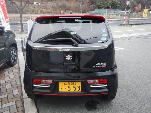 「スズキ」「アルトターボRS」「軽自動車」「山形県」の中古車16