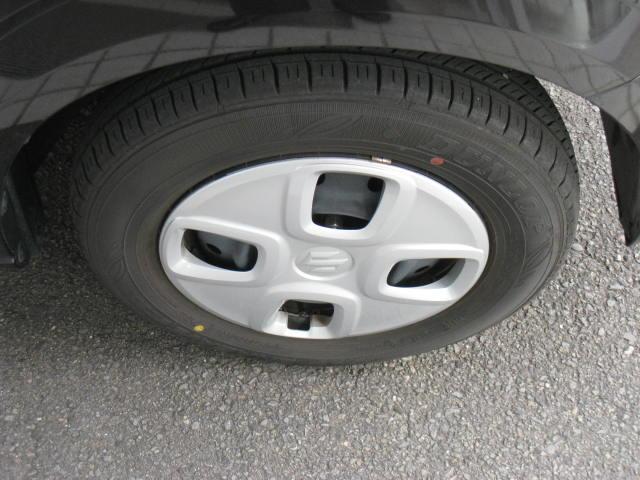 フロントタイヤの画像です。