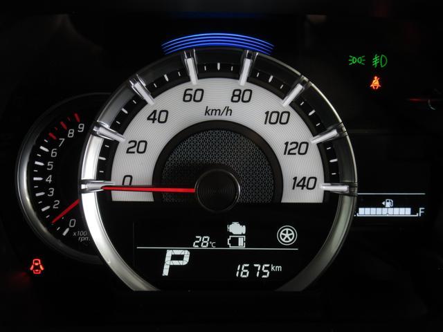 カスタム HYBRID XSターボ 2型 キーレスエントリー アルミホイール 衝突防止システム ターボ ABS エアバッグ エアコン パワーステアリング パワーウィンドウ(8枚目)