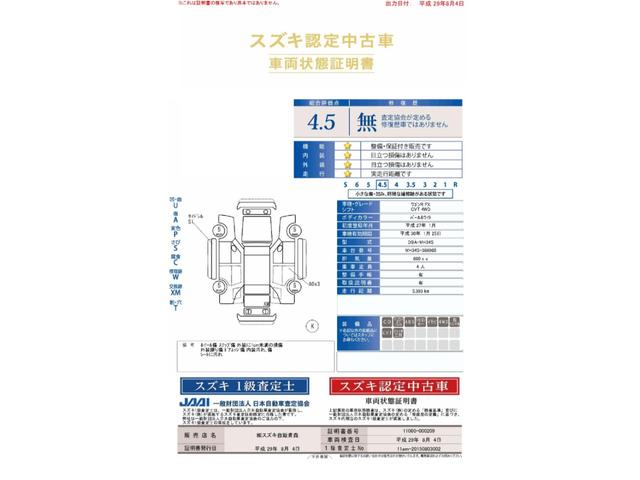 スズキ ワゴンR FX 3型