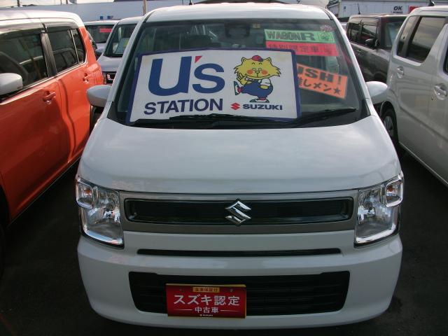 「スズキ」「ワゴンR」「コンパクトカー」「青森県」の中古車2