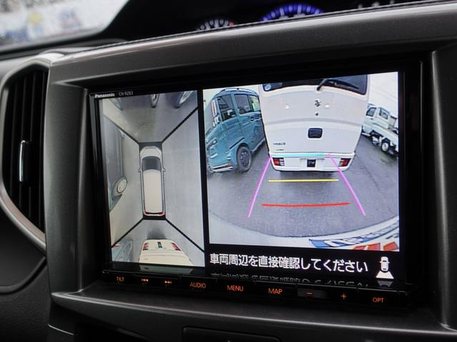 HYBRID MZ 4WD 全方位付ナビ・ETC・エンスタ(14枚目)
