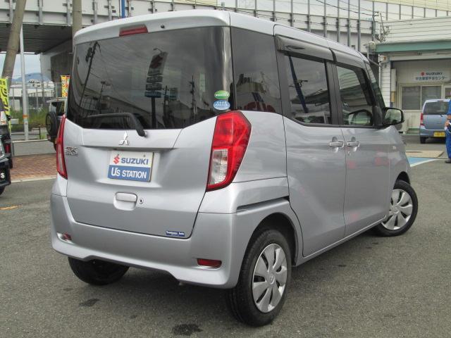 「三菱」「eKスペース」「コンパクトカー」「京都府」の中古車3