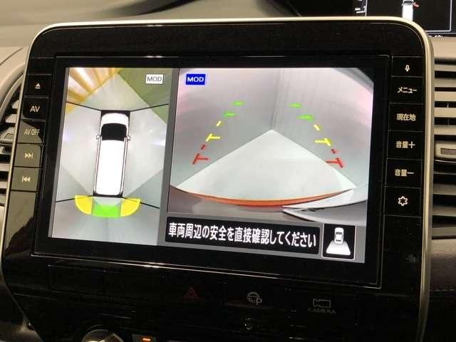2.0 ハイウェイスター V 全周囲モニター&両側電動スライドドア(9枚目)