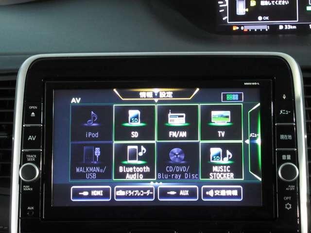 ハイウェイスター VセレクションII メモリーナビ 後席モニター ETC2.0 アラウンドビューモニター パーキングアシスト クルーズコントロール 両側ハンズフリーオートスライドドア LEDヘッドライト 寒冷地仕様(4枚目)