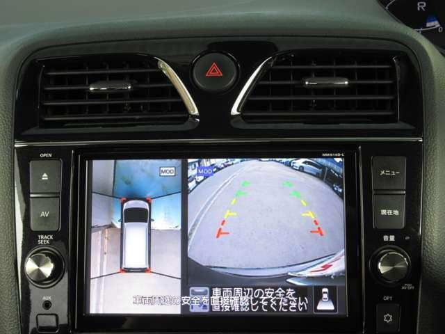 ハイウェイスター Vセレクション+セーフティ SHV 後席モニター メモリーナビ ETC アラウンドビューモニター 両側ハンズフリーオートスライドドア LEDオートライト フォグランプ クルーズコントロール エマージェンシーブレーキ(6枚目)