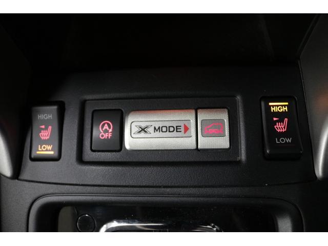 X-MODEは雪道やぬかるみで威力を発揮!走破性がUPします!!