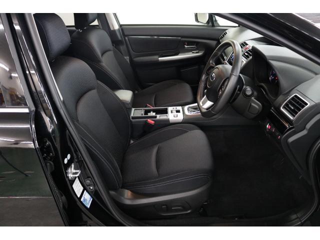 運転席・助手席ともに電動シートを採用。シート位置の微調整ができ、ぴったりの姿勢でドライブをお楽しみいただけます