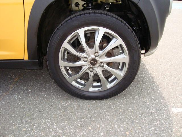 G 4WD ナビ 地デジ レーダーブレーキサポート キーレスアクセスキー フロントシートヒーター オートエアコン USB電源 取扱説明書 メンテナンスノート ナビ取扱説明書 社外アルミホイル ヒルディセントコントロール グリップコントロール(7枚目)