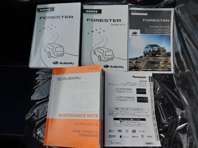 2.0i-L アイサイト ストラーダ ETC バックカメラ(78枚目)