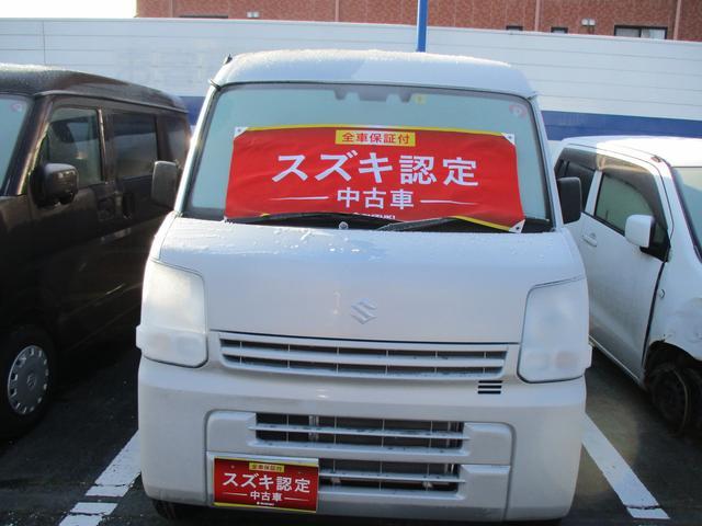 「スズキ」「エブリイ」「コンパクトカー」「山形県」の中古車3