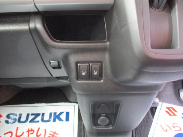 4WD車ならでこそ!両席ヒートシーターです(^^♪寒い時期に嬉しいです!
