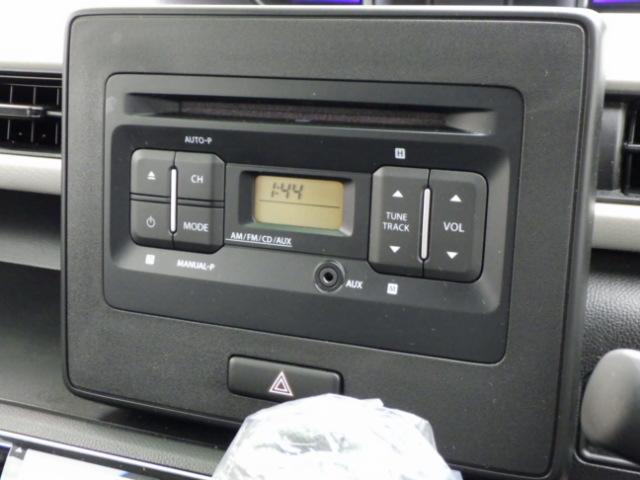 HYBRID FX CDステレオ オートエアコン(10枚目)