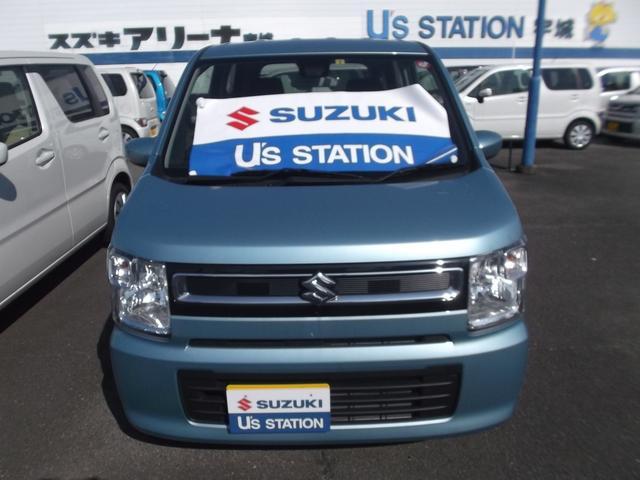 「スズキ」「ワゴンR」「コンパクトカー」「熊本県」の中古車2