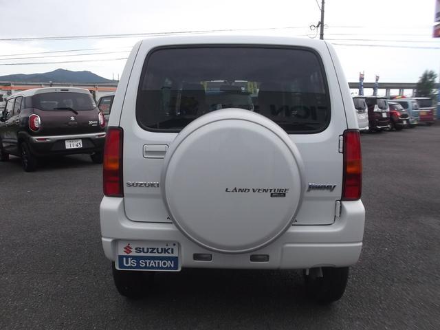 LAND VENTURE 10型 4WD 4AT ナビ付き(6枚目)