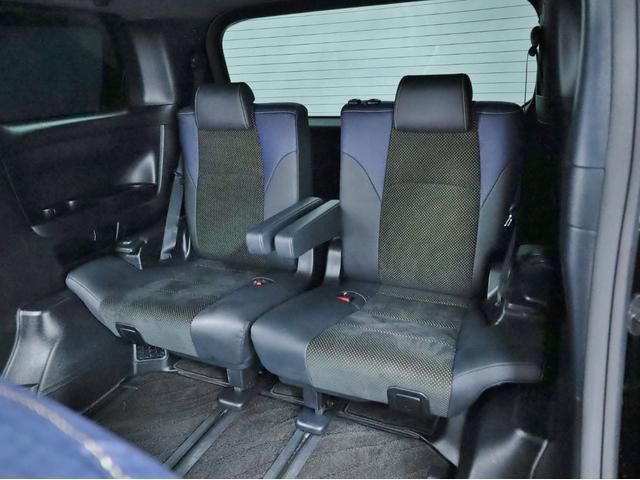 2.5Z Aエディション ゴールデンアイズ 4WD レーダークルーズ アルパインSDナビBカメラ フルセグTV 後席モニター 両側パワースライドドア  パワーバッイクドア オットマンシート(15枚目)