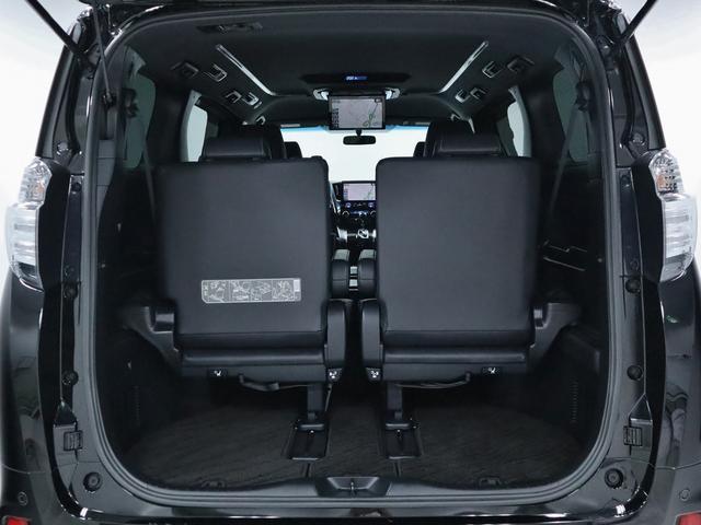2.5Z Aエディション ゴールデンアイズ 4WD レーダークルーズ アルパインSDナビBカメラ フルセグTV 後席モニター 両側パワースライドドア  パワーバッイクドア オットマンシート(17枚目)
