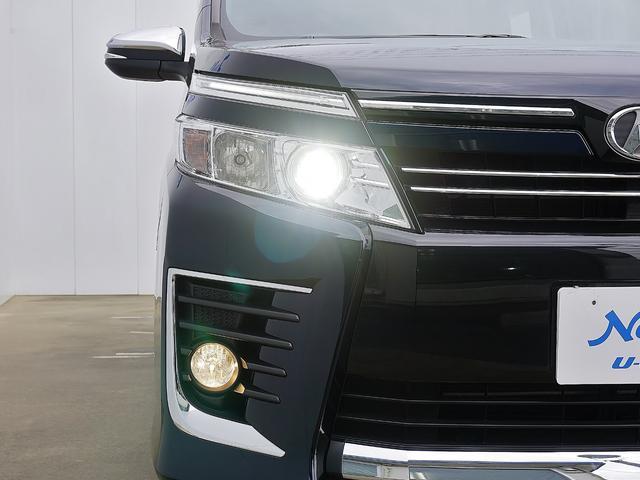 LEDヘッドライトはとっても明るく美しい!そして省電力でエコにも!そしてフォグランプも装備!雨や霧の日のドライブがより楽しく安全に。