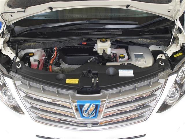SR 4WD フルセグ HDDナビ DVD再生 ミュージックプレイヤー接続可 後席モニター バックカメラ ETC 両側電動スライド HIDヘッドライト 乗車定員 7人  3列シート(14枚目)