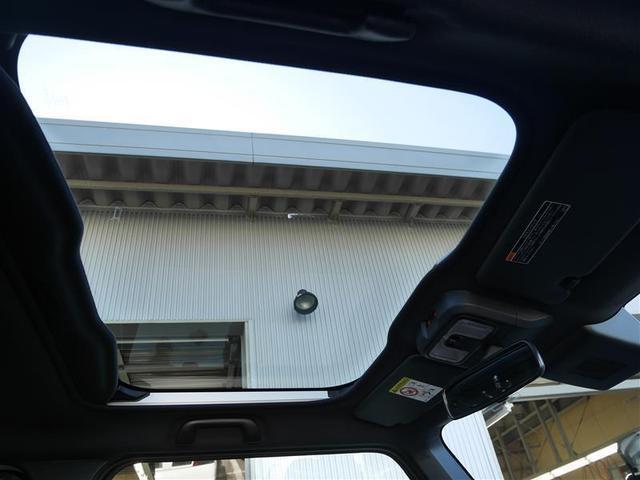 G サンルーフ 4WD 衝突被害軽減システム LEDヘッドランプ アイドリングストップ(8枚目)