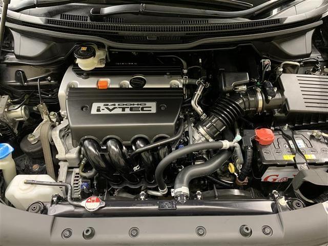 アブソルート 4WD フルセグ HDDナビ DVD再生 ミュージックプレイヤー接続可 バックカメラ ETC HIDヘッドライト 乗車定員7人 3列シート(4枚目)