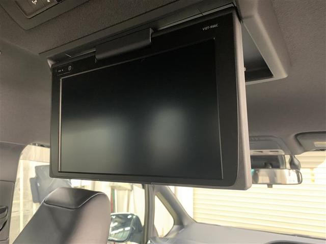 ハイブリッドGi ブラックテーラード フルセグ DVD再生 後席モニター バックカメラ 衝突被害軽減システム ETC 両側電動スライド LEDヘッドランプ 乗車定員7人 3列シート ワンオーナー(14枚目)