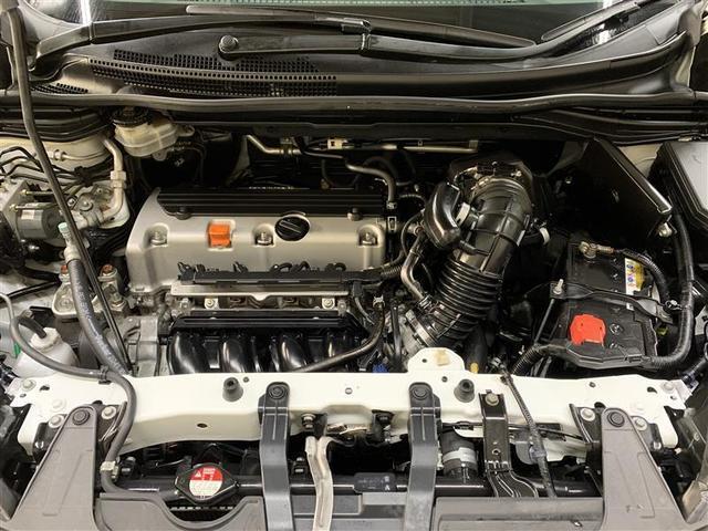 24G 革シート サンルーフ 4WD フルセグ HDDナビ DVD再生 ミュージックプレイヤー接続可 バックカメラ HIDヘッドライト ワンオーナー(4枚目)