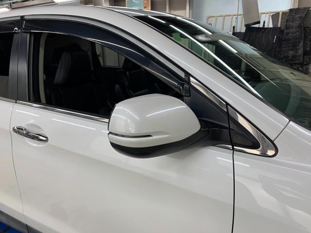 24G 革シート サンルーフ 4WD フルセグ HDDナビ DVD再生 ミュージックプレイヤー接続可 バックカメラ HIDヘッドライト ワンオーナー(32枚目)