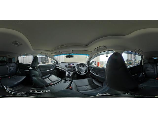 24G 革シート サンルーフ 4WD フルセグ HDDナビ DVD再生 ミュージックプレイヤー接続可 バックカメラ HIDヘッドライト ワンオーナー(36枚目)