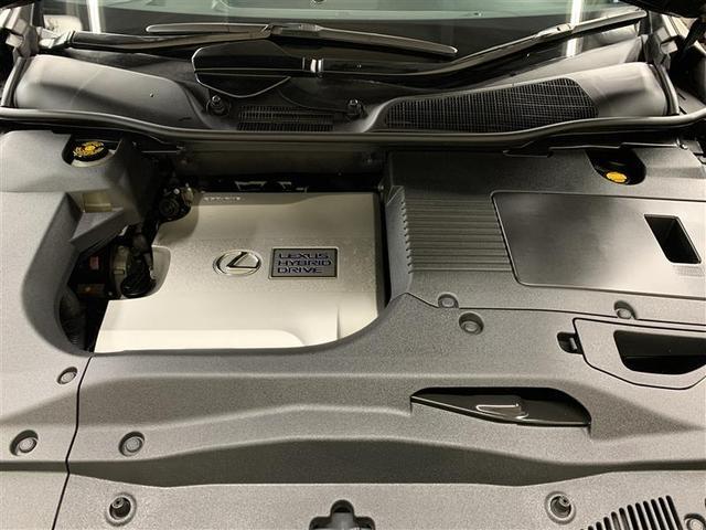 RX450h Fスポーツ 革シート 4WD フルセグ HDDナビ DVD再生 ミュージックプレイヤー接続可 バックカメラ 衝突被害軽減システム ETC LEDヘッドランプ(4枚目)