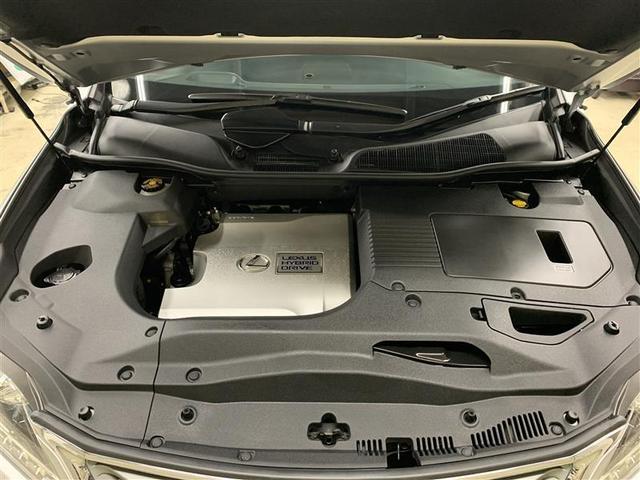 RX450h バージョンL 革シート フルセグ HDDナビ DVD再生 ミュージックプレイヤー接続可 バックカメラ 衝突被害軽減システム ETC LEDヘッドランプ ワンオーナー(4枚目)