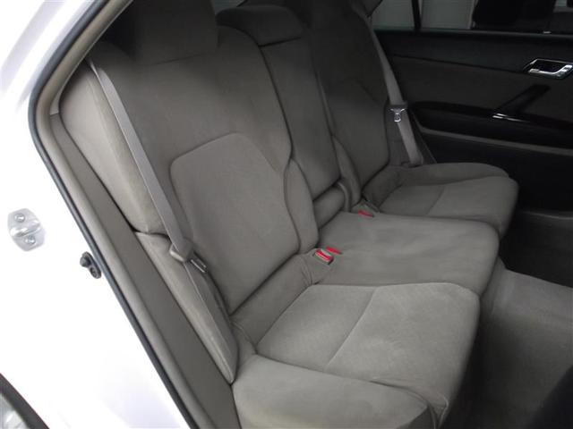 トヨタ マークX 250G Fパッケージ バックモニター HDDナビ フルセグ
