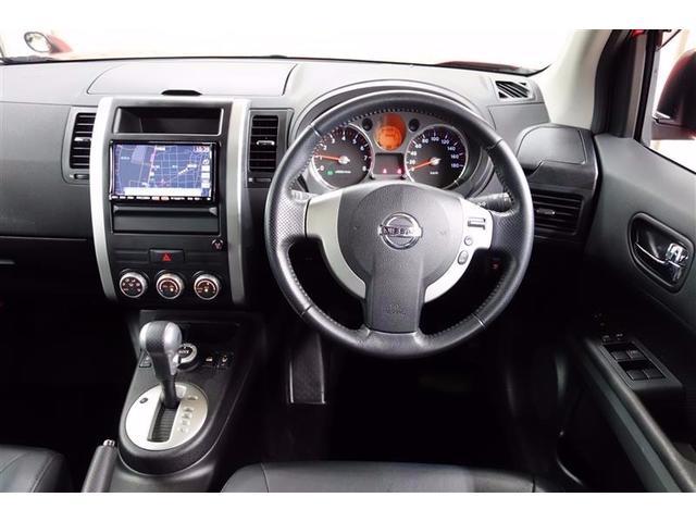 日産 エクストレイル 20Xtt 4WD バックモニター HDDナビ フルセグ