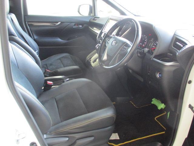 2.5Z Aエディション ゴールデンアイズ フルセグ メモリーナビ DVD再生 バックカメラ ETC 乗車定員7人 記録簿(18枚目)