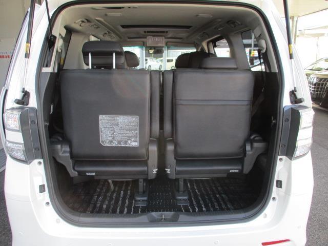 ZR Gエディション サンルーフ 4WD フルセグ DVDナビ DVD再生 ミュージックプレイヤー接続可 後席モニター バックカメラ ETC 両側電動スライド LEDヘッドランプ 乗車定員7人 3列シート 記録簿(16枚目)