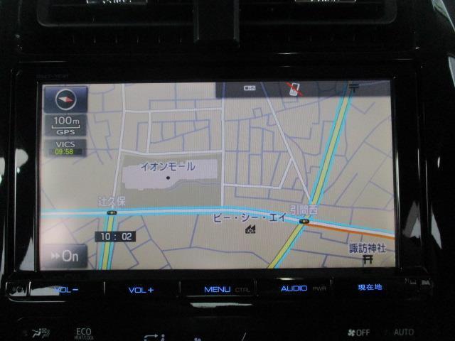 A フルセグ DVD再生 ミュージックプレイヤー接続可 バックカメラ 衝突被害軽減システム ETC ドラレコ LEDヘッドランプ 記録簿(5枚目)