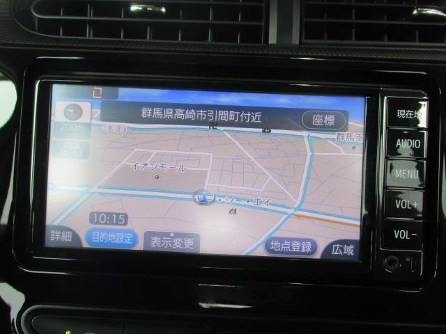 Sスタイルブラック ワンセグ メモリーナビ ミュージックプレイヤー接続可 バックカメラ 衝突被害軽減システム ドラレコ(5枚目)