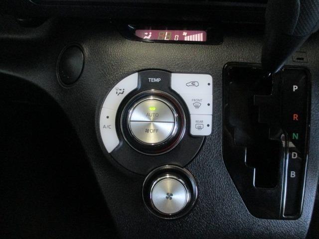 オートエアコン付き。快適な室内空間でドライブ出来ます。