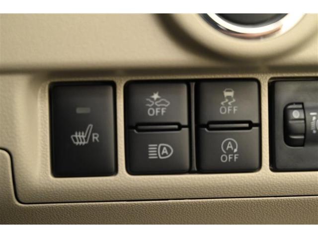 XリミテッドII SAIII キーレス LEDヘッドランプ バックカメラ付 スマートキー オートエアコン AW アイドルストップ イモビライザー 緊急ブレーキ ベンチシート 記録簿 ABS(14枚目)