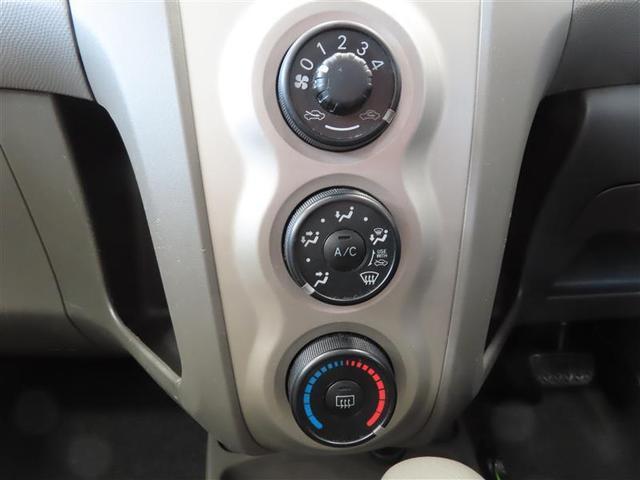 「マニュアルエアコン」が付いています。 操作しやすそうなパネルですね。お好みの温度と風量を簡単に調整できます。