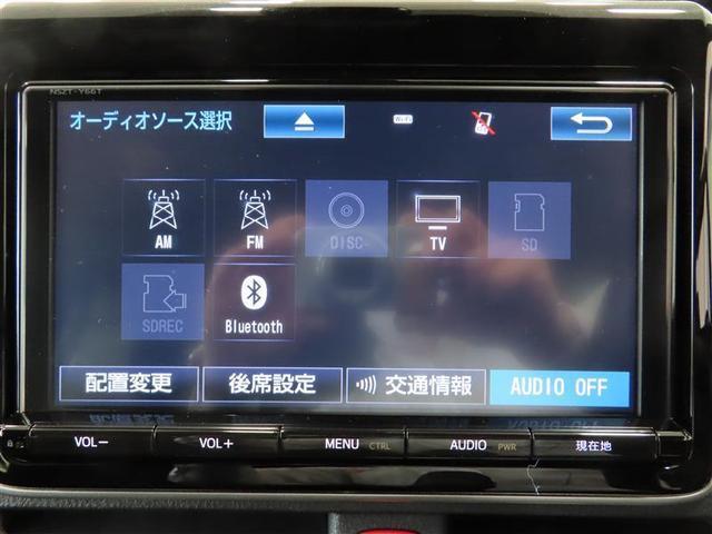 ZS 煌 フルセグ メモリーナビ DVD再生 後席モニター バックカメラ 衝突被害軽減システム ETC 両側電動スライド LEDヘッドランプ ウオークスルー 乗車定員7人 3列シート ワンオーナー(6枚目)
