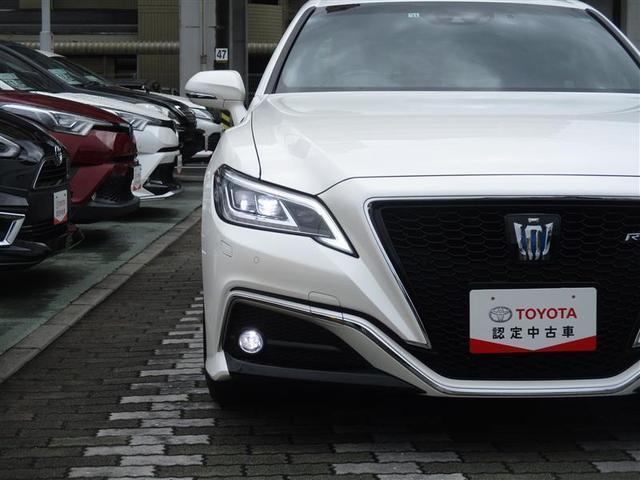 「トヨタ」「クラウンハイブリッド」「セダン」「愛媛県」の中古車17
