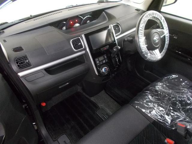 カスタムRS 4WD 両側パワースライドドア メモリーナビ フルセグ スマートキー 純正アルミ(12枚目)