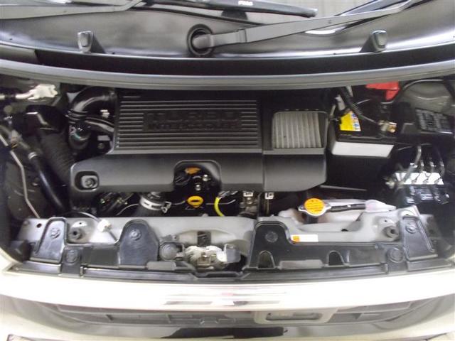 カスタムRS 4WD 両側パワースライドドア メモリーナビ フルセグ スマートキー 純正アルミ(15枚目)