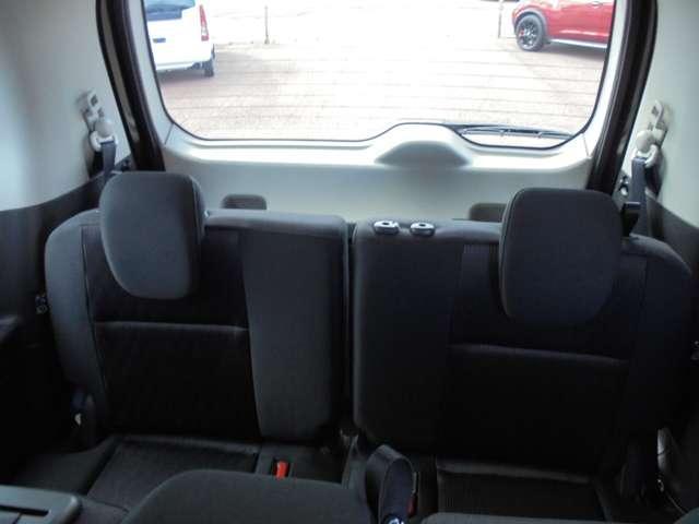後部席も冷暖房付☆後部席にお乗りになられても快適です☆