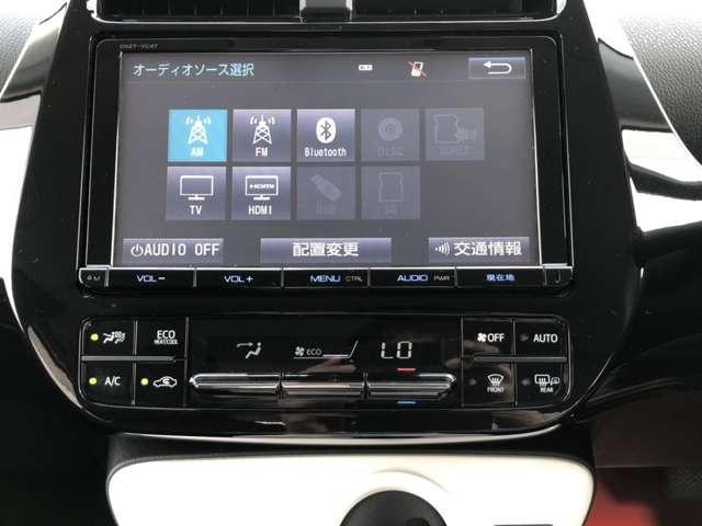 Aツーリングセレクション Toyota safety sense P 純正ナビTV Bluetooth接続 バックカメラ ETC シートヒーター 衝突被害軽減システム LEDヘッドランプ(8枚目)
