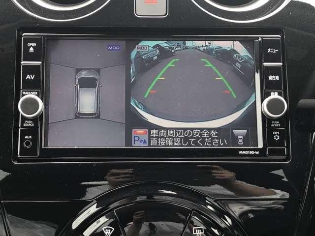 e-パワー X 衝突被害軽減システム アラウンドビューモニター クルーズコントロール LED ナビTV Bluetooth接続 DVD再生(11枚目)