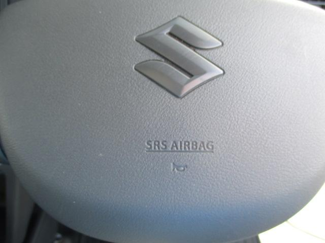 SRSエアバック装備